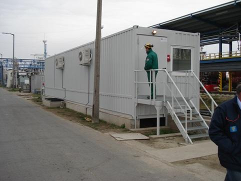 Technological container for sale