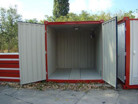 Sprzedaż kontenerów ekologicznych