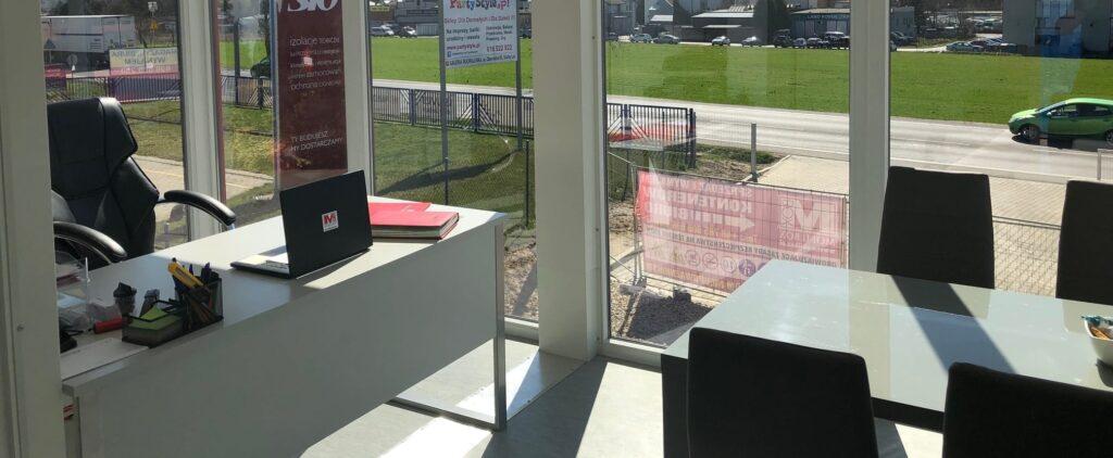 Nowy oddział Mobilbox Polska w Poznaniu już w pełni zorganizowany i gotowy na przyjęcie nowych Klientów!
