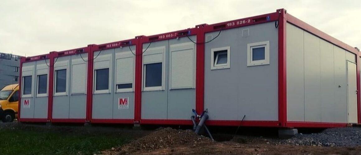 kontenery na budowę